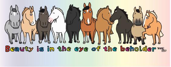 楽天市場 おがわじゅりの馬イラスト ボールペン 十頭十色 それぞれの個性が光るイラスト 馬グッズのホースシュー