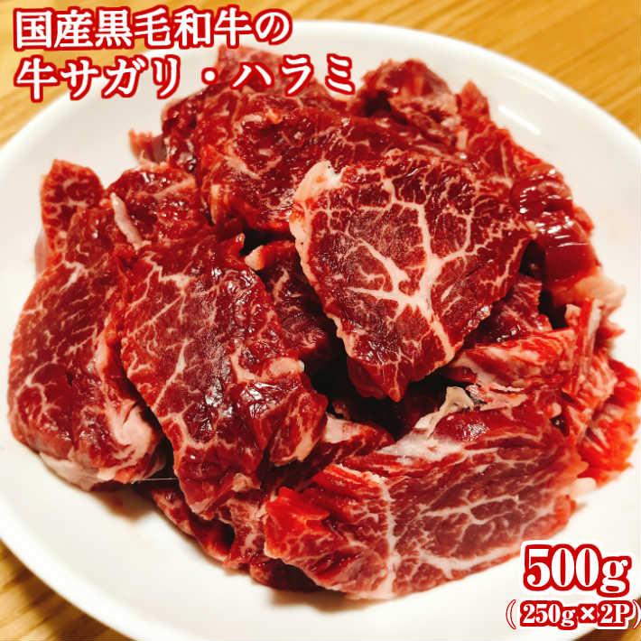 九州産 保証 牛サガリ ハラミ 250g×2袋 国産牛 牛ハラミ 牛 サガリ 赤身 ギフト 500g 焼肉 プレゼント 国産 バーベキュー 売買 焼き肉 贈り物 冷凍