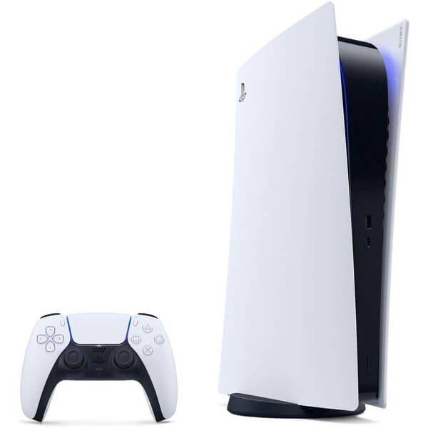 直営ストア メーカー:SONY 発売日:2020年11月12日 PlayStation 5 PS5 公式通販 本体 デジタル 新品 ディスクドライブ非搭載版 プレイステーション5 在庫あり CFI-1000B01 エディション