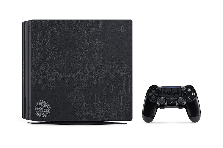 新品 在庫あり PlayStation4 Pro KINGDOM HEARTS III LIMITED