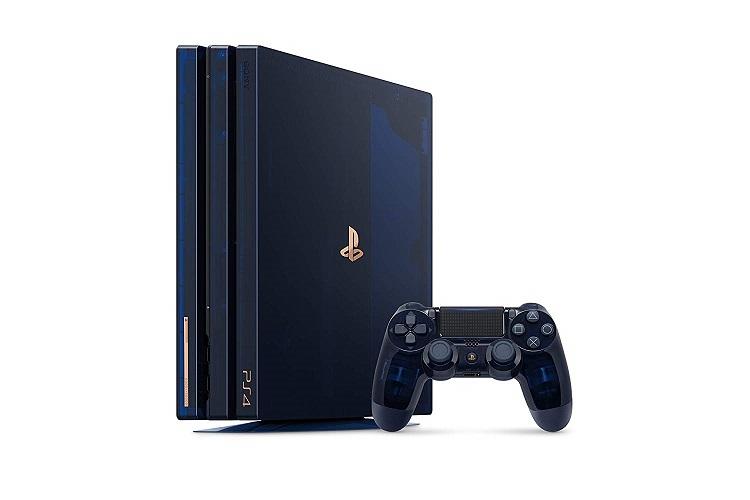 新品 PlayStation 4 Pro 500 Million Limited Edition CUH-7100BA50