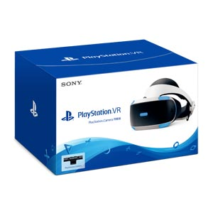 新品 在庫あり SONY PlayStation VR PlayStation Camera同梱版 CUHJ-16003