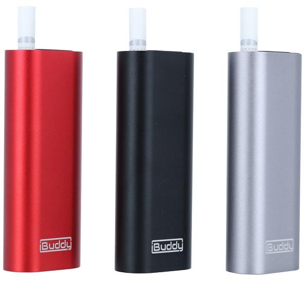 iBuddy Me 在庫あり 新発売 アイバディ Ploom S プルーム エス 互換機 加熱式 電子タバコ 3ヶ月保証