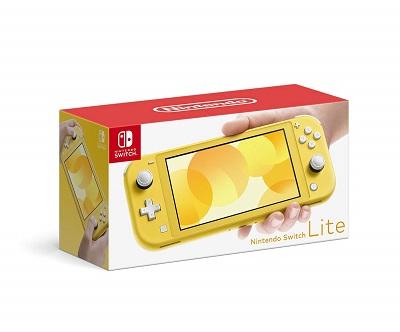 新品 在庫あり Nintendo Switch Lite イエロー