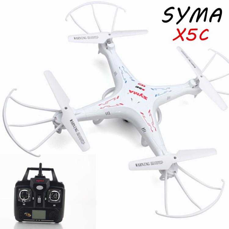 【ポイント5倍&クーポン配布中】Syma X5C ドローン カメラ付き 空撮 高画質200万画素 360°宙返り ラジコン マルチコプター 無人機 4CH 6軸ジャイロ 室内 ラジコンヘリ 安定飛行 SDカード付 SYMA クリスマス プレゼント