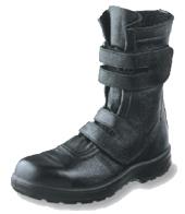 【安い!】安全靴エンゼル【ポリウレタン2層底安全靴 AZ609】 先芯-樹脂製甲革:牛革クロム(型押しソフト)靴底:ポリウレタン2層底