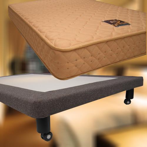 ホテルベッド ポケット標準マットレス+スチールボトム USシングルサイズ 某一流有名ホテルをはじめこれまで全国に納入実績のあるホテルベッド お掃除も簡単【smtb-kd】