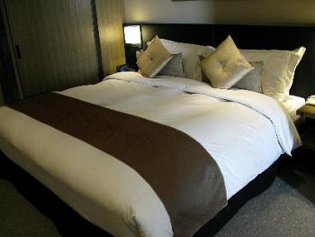 [デュベカバー]高級ホテル寝具【2m】ホテルスタイルのデュベカバー(ベッドカバー)羽毛インナー(お布団)は別途 2mサイズ 送料無料 日本製