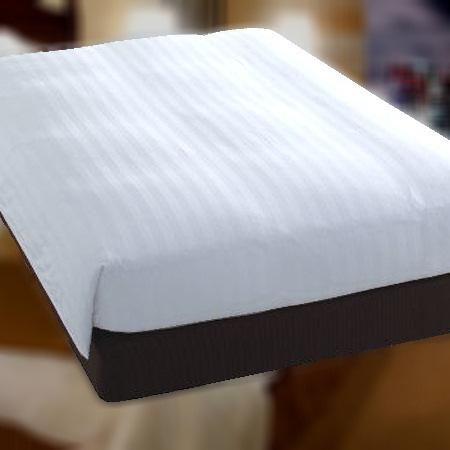 デュベ ホテル羽毛ベッドカバー(デュベスタイル) K-1サイズ ホテル仕様ならではの特注サイズみたいな大きなサイズ(大きいベッドカバー兼お布団)! 送料無料 日本製