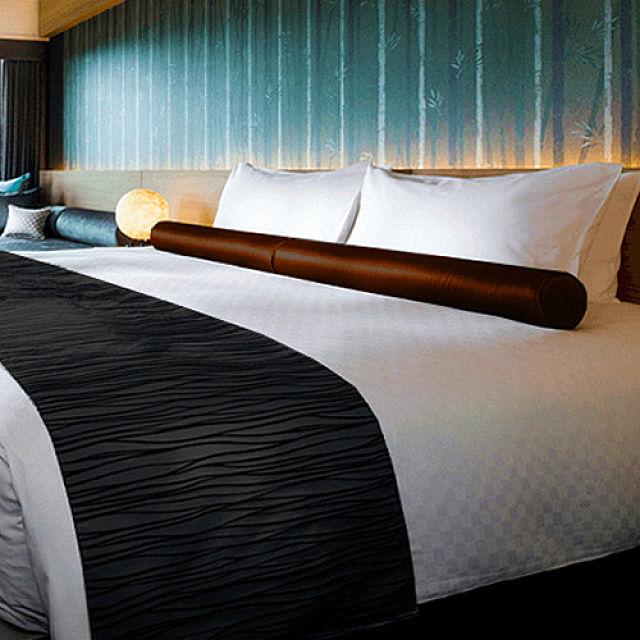 デュベカバー/ホテルのスタイル(羽毛インナー(お布団)は別途)ホテル仕様デザインのベッドカバー Kキングサイズ 送料無料 日本製