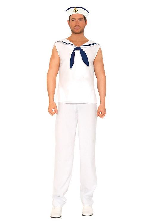【Music Legs】 76637 Sailor ミュージックレッグス メンズ セイラ― コスチューム
