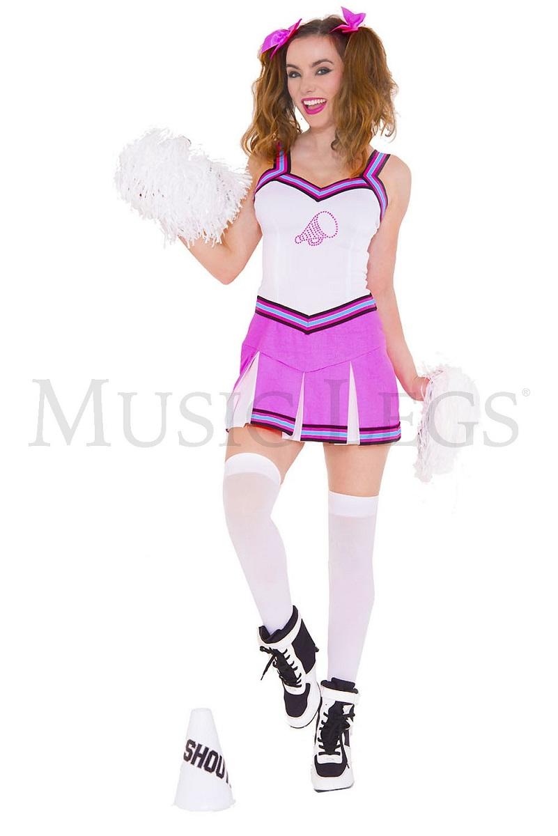 【Music Legs】 70277 Cheeky Cheerleaderミュージックレッグス レディース チアリーダー コスチューム