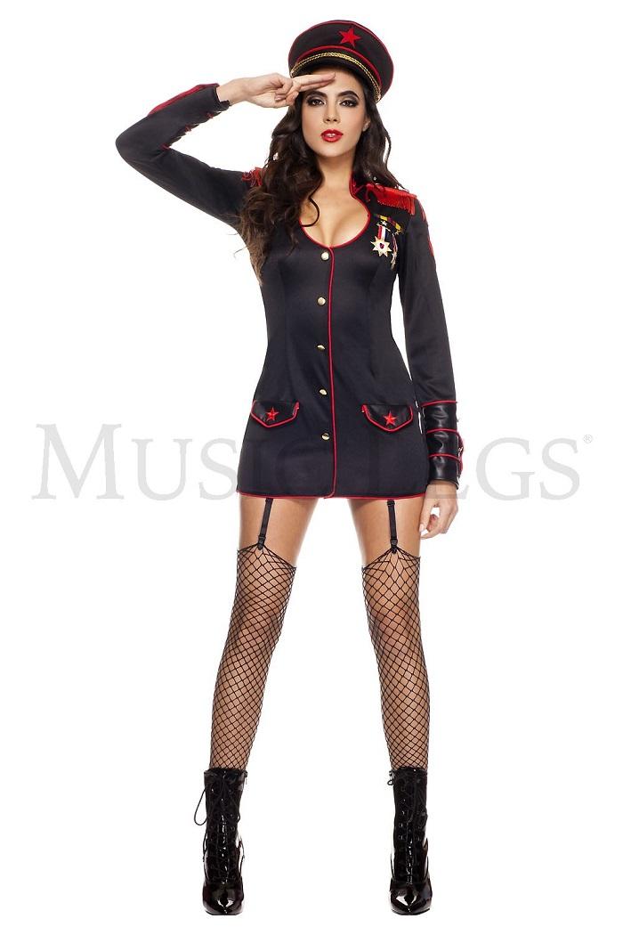【Music Legs】 70481 Marine Honey ミュージックレッグス レディース セクシー マリーン コスチューム