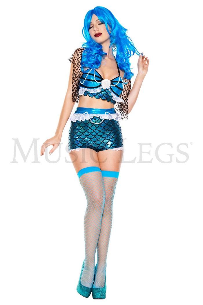 【Music Legs】 70727 Mystical Mermaid ミュージックレッグス レディース マーメイド 人魚 コスチューム