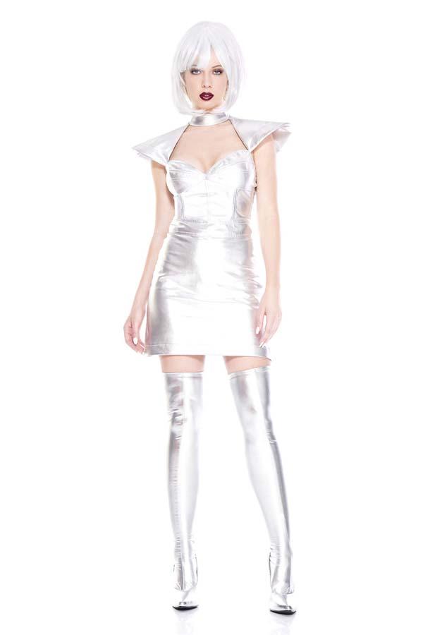 【Music Legs】 70944 Space Cadet Girl ミュージックレッグス レディース スペースカデット コスチューム