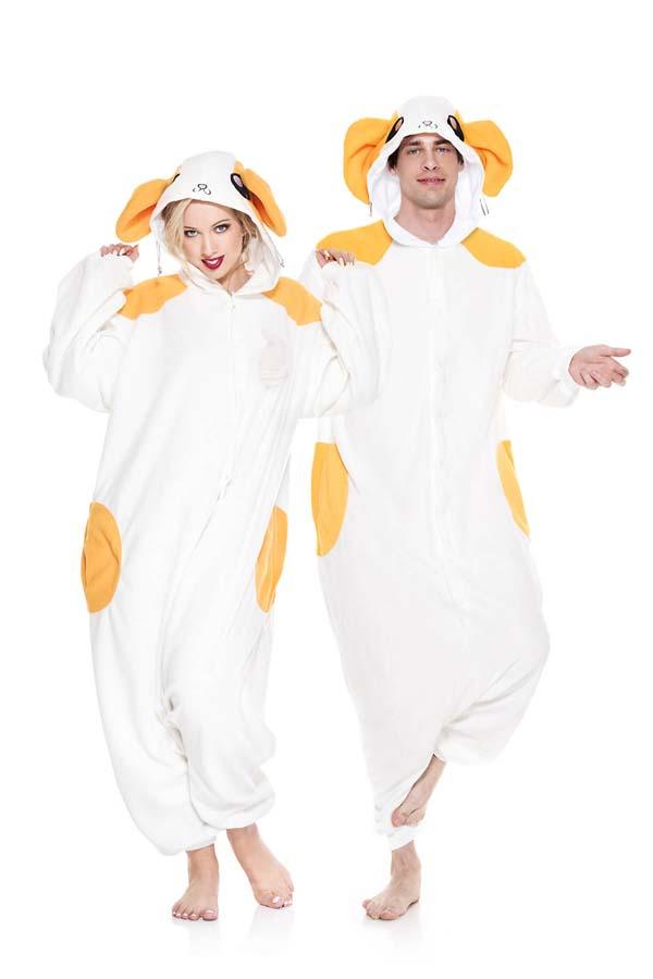 【Music Legs】 70961K Adorable Hamster ミュージックレッグス ユニセックス 可愛い ハムスター 着ぐるみ