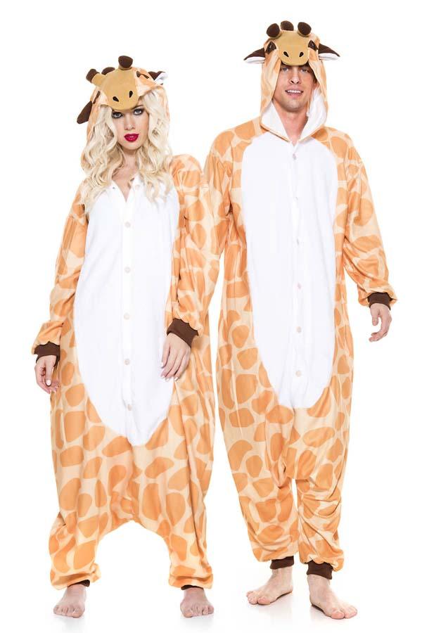 【Music Legs】 70977K Snuggly Giraffe ミュージックレッグス ユニセックス キリン 着ぐるみ