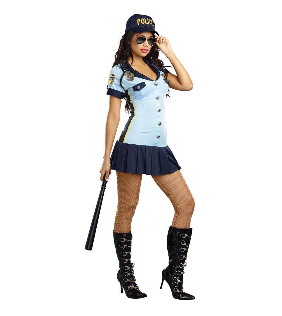 【Dreamgirl】 10281 Criminally Sexyドリームガール レディース セクシーポリス コスチューム