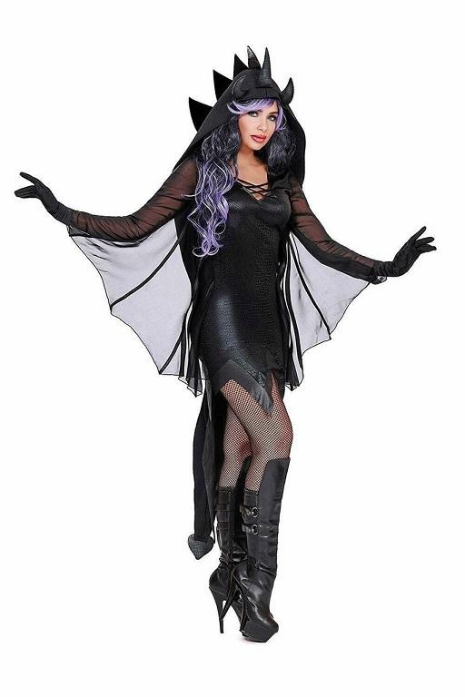 【Dreamgirl】 11563 MAGIC DRAGONドリームガール レディース マジックドラゴン コスチューム