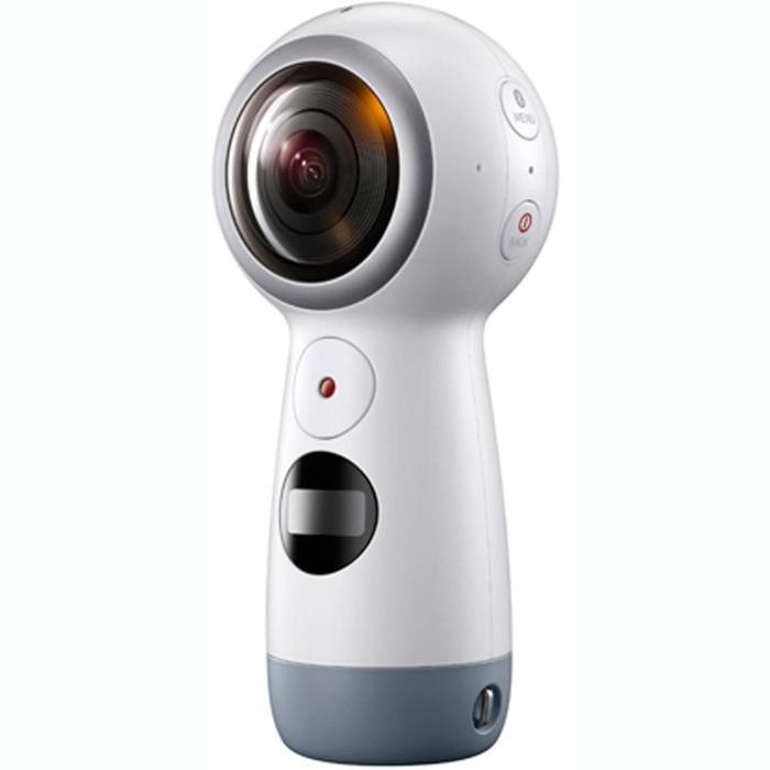 サムスン 4K対応360°カメラ お気に入り Gear SM-R210NZWAXJP 360 新作製品、世界最高品質人気! 2017