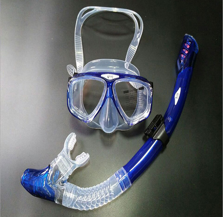 シュノーケルセット 水中メガネ 硬化ガラス シュノーケリング ダイビングマスク 大人用 DMS99