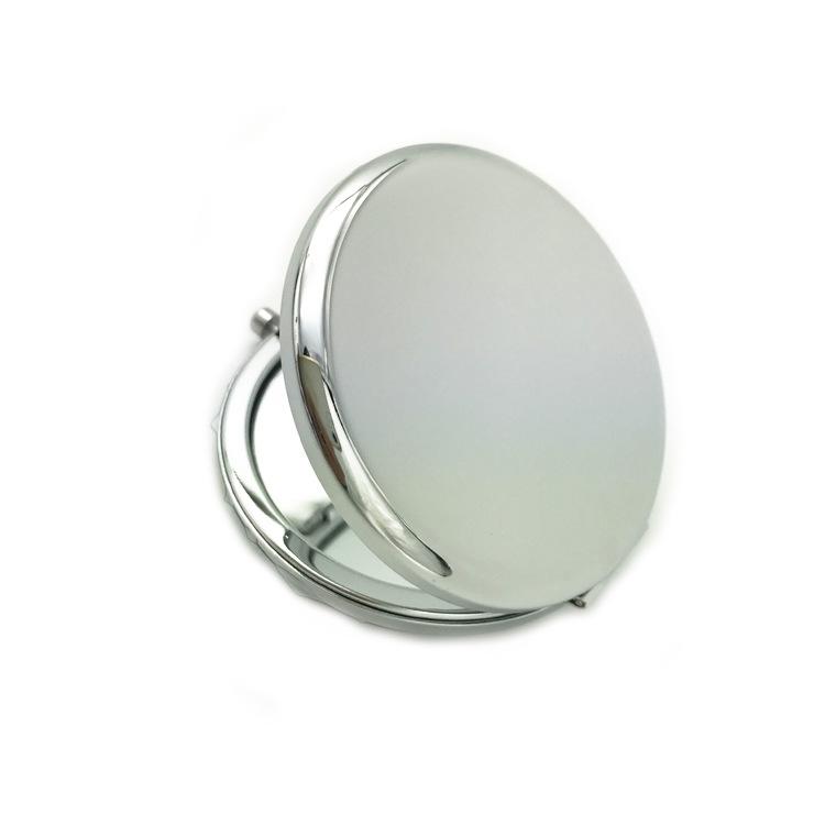 折り畳み式ポケットミラー 二面鏡 2倍拡大鏡 ダブルミラー   PKMIR2IN1