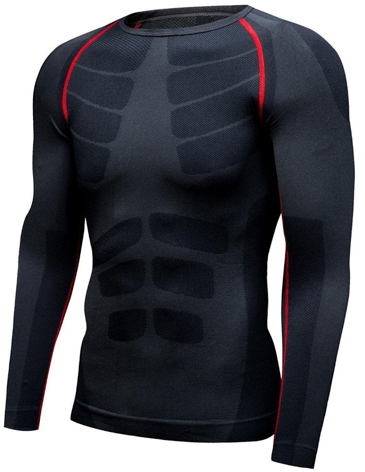 スポーツシャツ コンプレッションウェア コンプレッションインナー  SZG8808