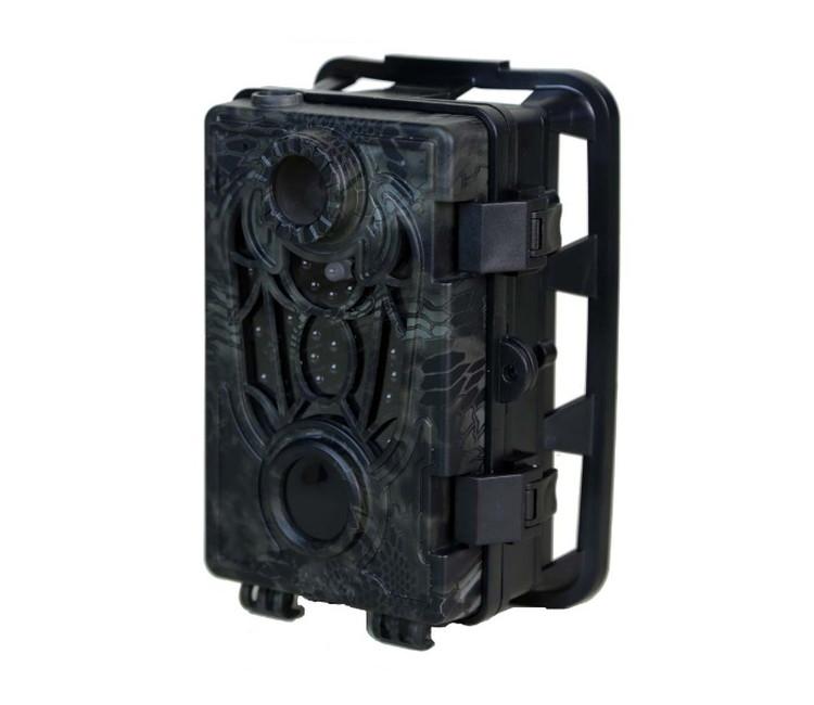 1080Pトレイルカメラ(FHD) タイムプラス撮影・録画 動体検知 ハンティングカメラ 32GBカード対応 最大8ヵ月 IP66防水 暗視撮影 不可視赤外線 HCD2