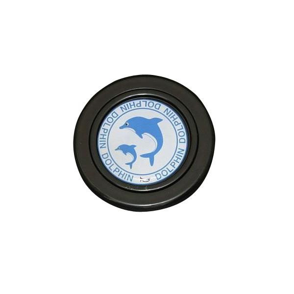 百貨店 メール便可 HKB 東栄産業:ホーンボタン 毎週更新 ブラック HB51 ドルフィン