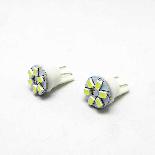 あす楽対応 メール便可 ブレイス BRAiTH:チップ6連 LED ポジションランプ T10型 BE-750 低消費電力 超白輝 ウェッジ球 数量限定アウトレット最安価格 おしゃれ