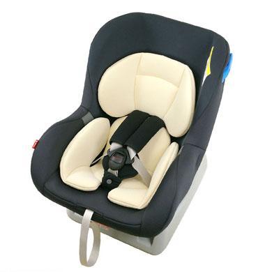 リーマン/LEAMAN:チャイルドシート ネディLife スタイルブラック CF-525 新生児対応/78125