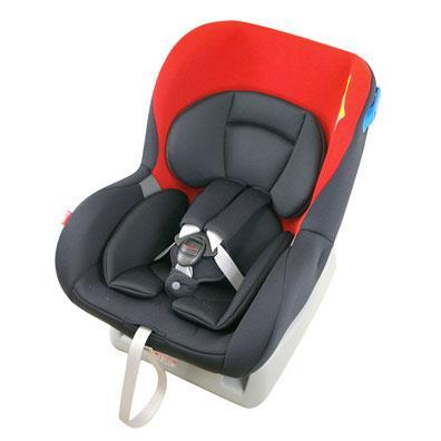 リーマン/LEAMAN:チャイルドシート ネディLife スタイルレッド CF-526 新生児対応/78126