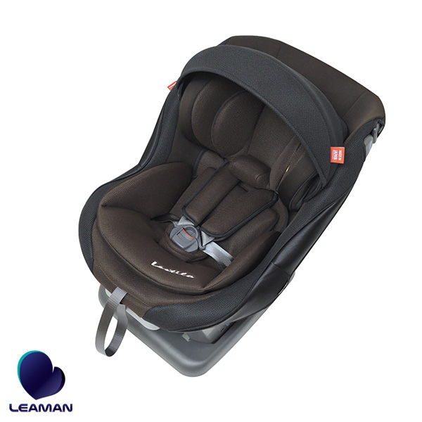 ブラウン 79110 日本製 純国産 新生児から4歳 車 子供 軽量 3Dメッシュ 洗える チャイルドシート レスティロ2 CD110 リーマン/LEAMAN