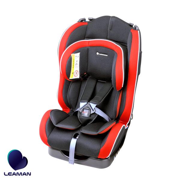 ブラック 20002 新生児から7歳頃 車 ジュニア 子供 軽量 3Dメッシュ コンパクト チャイルドシート カイナ CG002 リーマン/LEAMAN