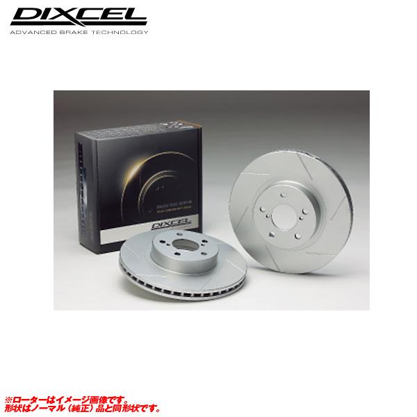 STARLETスターレットEP8289/12~96/1フロント用SDプラス20%の制動力ブレーキローターSD-3113165ディクセル