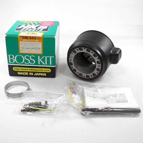 ボスキット ミツビシ系 日本製 アルミダイカスト/ABS樹脂 HKB SPORTS/東栄産業 OM-243