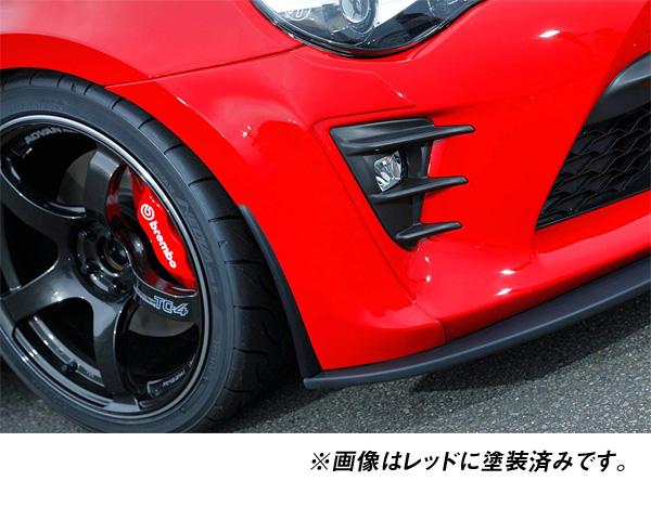 人気定番の MAX ORIDO YOKOHAMA 86 FT86 ORIDO アケア STYLE フロント バンパーサイドガーニッシュ 未塗装 FT86 ZN6 前期用 アケア AKE-020Z-000, アルマーディオ:57af0301 --- cooperscreen.com