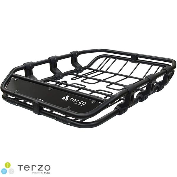 ルーフバスケットラック ルーフラック ブラック C-HR 等 SUV車におすすめ PIAA/Terzo EA310