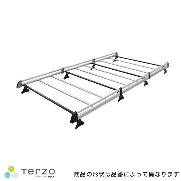テルッツォ/Terzo/ピア/PIAA:業務用キャリア NV350キャラバン/コモ専用8本脚タイプ 2870×1390×120cm H24.6~ NV350 キャラバン/H24.7~ コモ専用 EA900N