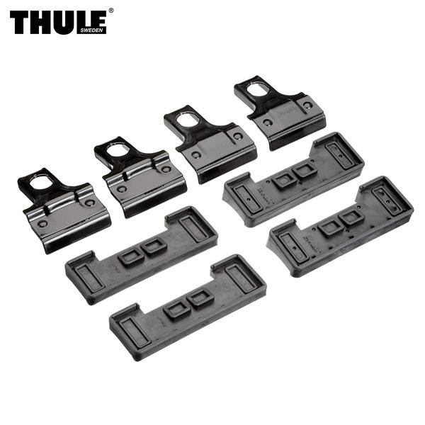 THULE/スーリー 車種別取付キット 金具 トヨタ クルーガー ルーフレール無し MCU2/ACU2系 THKIT 1310