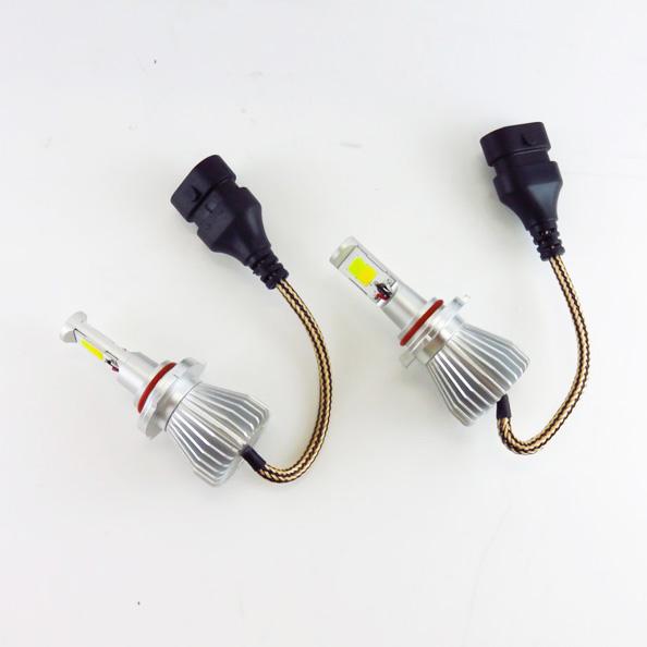 ブレイス LEDフォグランプ ツインカラー HB3 HB4 LEDバルブ 2色切替式 ホワイト イエロー 12V車 800lm~1000lm フォグライト BE-354