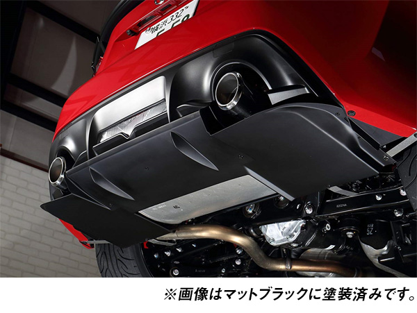 アケア MAX ORIDO YOKOHAMA 86 STYLE リアディフューザー 未塗装 FT86 ZN6 後期用 AKE-023-000