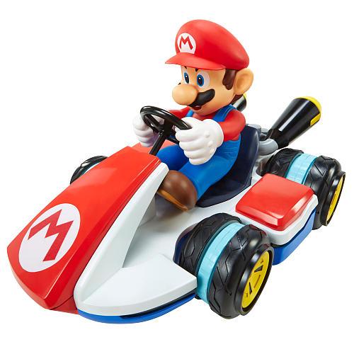 巨大!楽しい♪ラジコン マリオカート8 おもちゃ ラジコン/ マリオ ◎マリオカート ♪ ゲームと同じように、横すべりも自由自在♪【予約商品】