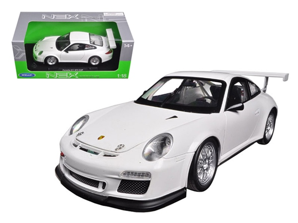 1/18 WELLY☆1973 ポルシェ 911 GT3 CUP 白色【予約商品】