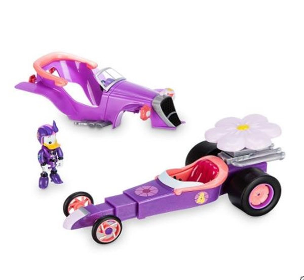 ◎ディズニー ミッキーマウス/トランスフォーム!デイジーのレースカー 「ミッキーマウスとロードレーサーズ」 【予約商品】
