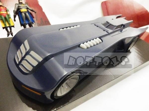DC COMICS ミニカー / 1/24 1990年「バットマン アニメイテッド」 バットモービル【予約商品】ポイント5倍