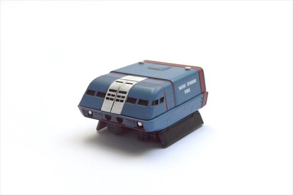 ミニカーキャプテンスカーレット◎火星探査エクスプローラー【限定/予約商品】