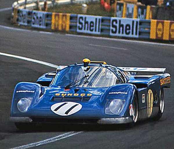 ミニカー 1/18 フェラーリ ミニカー ACME The Masterpiece Collection Sunoco 512M #11 Mark Donohue 1971年 ルマン 24時間 予約商品