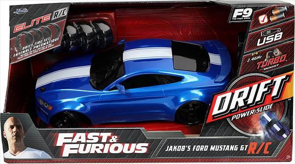 誰でも簡単にドリフト走行ができる ラジコン ドリフトラジコン セール品 ワイルドスピード JadaTOYS 期間限定で特別価格 1 10 GT マスタング