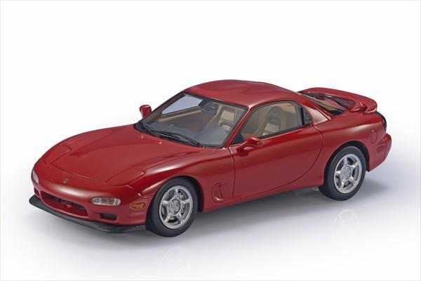ミニカー 1/18 Ls Collectibles☆1994 マツダ RX7 赤色 ワイルドスピード【予約商品】